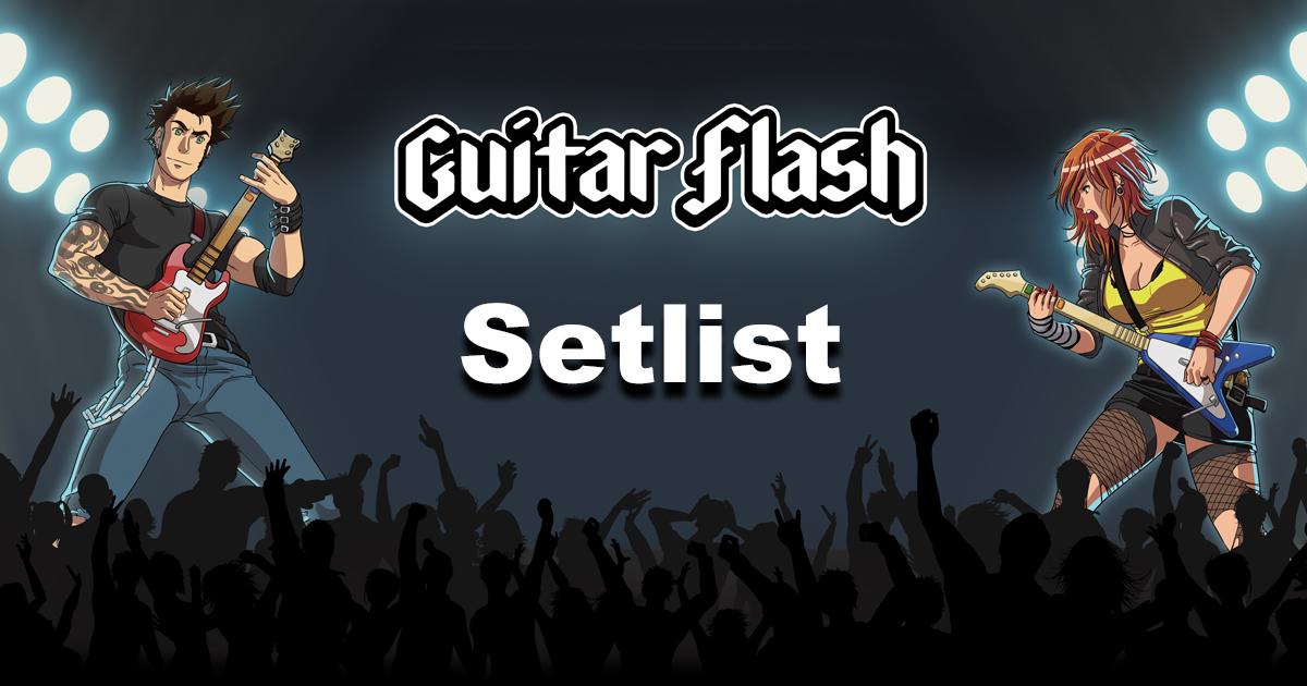 Setlist - Guitar Flash 3